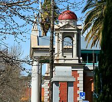 Castlemaine, Victoria by Maggie Hegarty