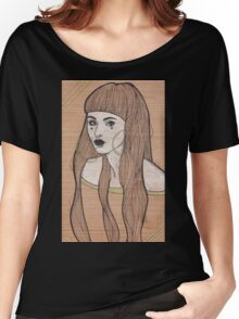Baby Bangs Women's Relaxed Fit T-Shirt