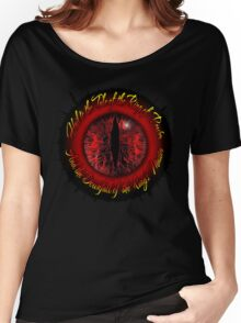 Eye of the Ring Women's Relaxed Fit T-Shirt