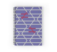 it's chill (pattern) Spiral Notebook