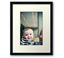 Master Williams Framed Print