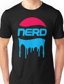 Nerd Blood Fade Unisex T-Shirt