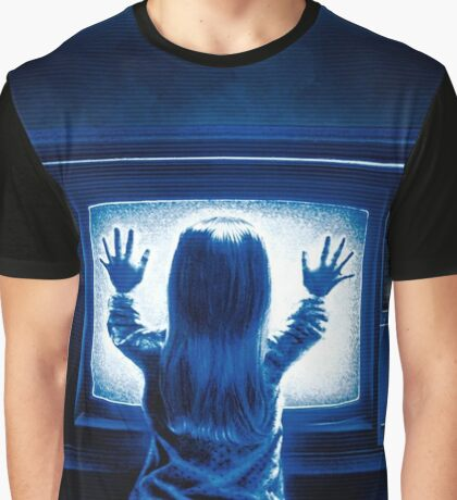 Poltergeist 1982 Graphic T-Shirt