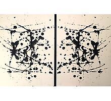 Diptych Photographic Print
