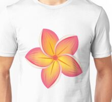 Tropical Flower Unisex T-Shirt