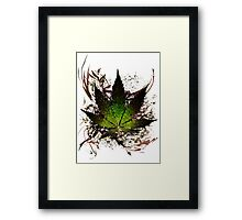420 Tribute 2012. Framed Print