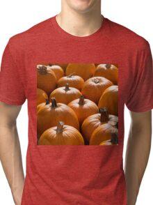 Pumpkins 11 Tri-blend T-Shirt