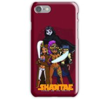 Shantae Wars Episode III:Curse Of The Pirate (UNOFFICIAL) iPhone Case/Skin