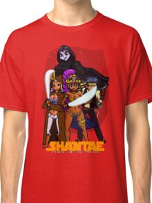 Shantae Wars Episode III:Curse Of The Pirate (UNOFFICIAL) Classic T-Shirt