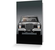 MB 600 W100 Greeting Card