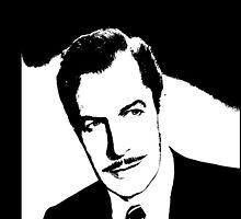 Vincent Price Is Creepy Classy by Museenglish