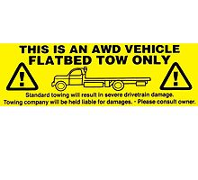 Flatbed Tow Only!! Subaru AWD by fadouli
