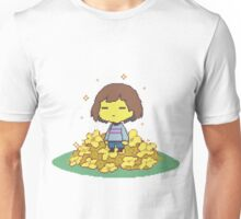 frisk and flowers Unisex T-Shirt