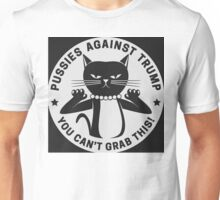 Pussycats Against Trump  Unisex T-Shirt
