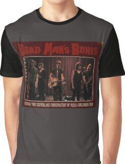 Dead Man's Pizza Graphic T-Shirt