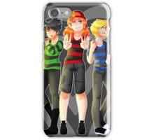 Rowdyruff Boys iPhone Case/Skin