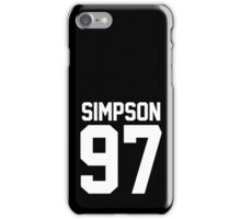#CODYSIMPSON iPhone Case/Skin