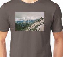 Passo dello Stelvio (Stilfser Joch, Stelvio Pass) Unisex T-Shirt