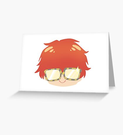 Master Hacker Greeting Card