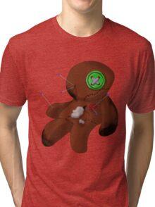 Voodoo Doll Tri-blend T-Shirt