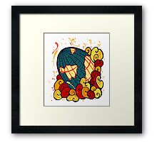 Ignite Framed Print