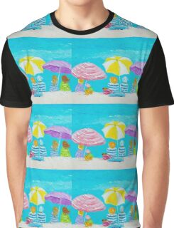 Breezy Summer Day Graphic T-Shirt