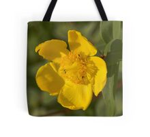 yellow buttercup Tote Bag