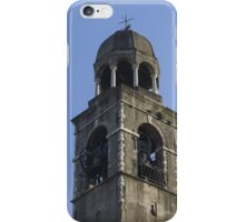 old steeple of the church iPhone Case/Skin