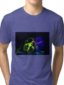 Blooming Lights Tri-blend T-Shirt