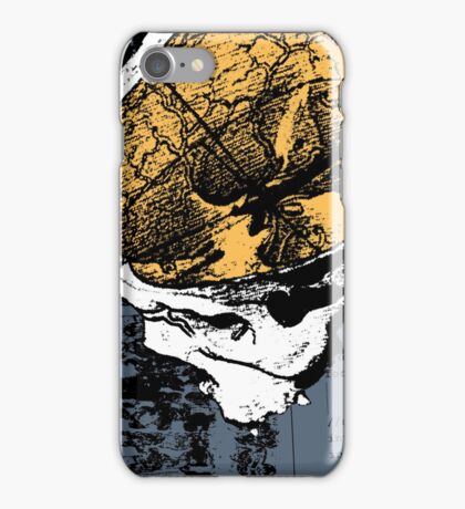 Nascent Indifference iPhone Case/Skin