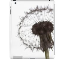 Backlit Dandelion iPad Case/Skin