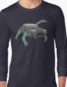 R32 Godzilla Transformer-looking-thing Long Sleeve T-Shirt