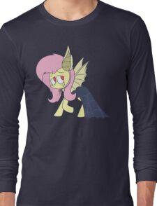 Halloween Fluttershy Long Sleeve T-Shirt