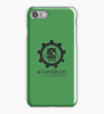 ATOMIKON Hot Rods & Motorcycles iPhone Case/Skin