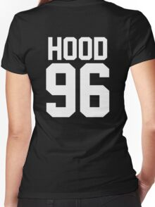 #CALUMHOOD, 5 Seconds of Summer  Women's Fitted V-Neck T-Shirt