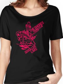 The Shores Fishing Club Women's Relaxed Fit T-Shirt