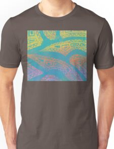 Gelatin Monprint 13 Unisex T-Shirt