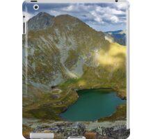 High resolution panorama of mountains iPad Case/Skin