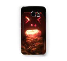 Puking Pumpkin Samsung Galaxy Case/Skin