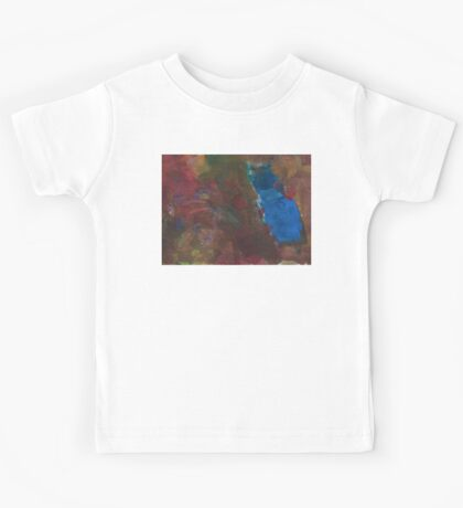 Colorful Picture Kids Tee