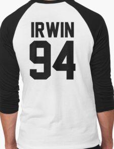 #ASHTONIRWIN, 5 Seconds of Summer Men's Baseball ¾ T-Shirt