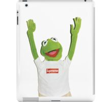 Kermit Happy iPad Case/Skin