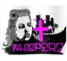 MI VIDA LOCA/ WHISPERZ Poster