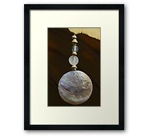 decorative object Framed Print