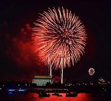 July 4th - Washington D.C. by Matsumoto