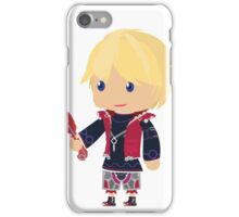 Chibi Shulk Vector iPhone Case/Skin