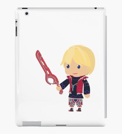 Chibi Shulk Vector iPad Case/Skin