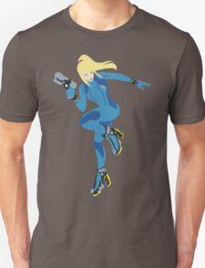 Zero Suit Samus Vector Unisex T-Shirt