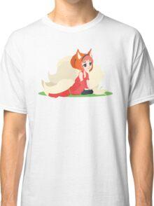 Kitsune Vector Classic T-Shirt