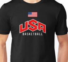 Team Basketball USA Unisex T-Shirt
